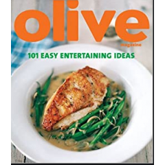 101 Easy Entertaining Ideas - Editura BBC Books