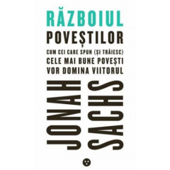 Razboiul povestilor - Jonah Sachs - Editura Black Button Books