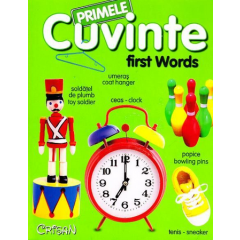 Primele cuvinte (First Words) - Editura Crisan