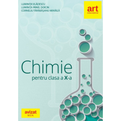 Culegere de Chimie clasa a 10-a - Luminita Vladescu - Editura Art Educational