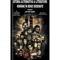 Istoria alternativa a literaturii romane in benzi desenate
