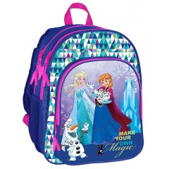 Rucsac 2 compartimente Frozen make your own magic 9476150