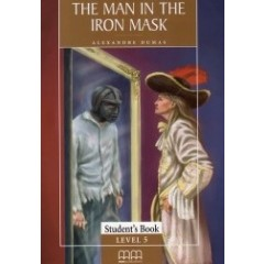 The man in the iron mask (pack) – student's book level 5 + CD