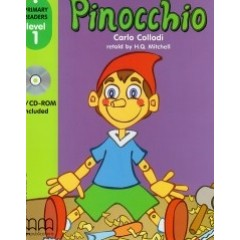 Pinocchio level 1 + CD
