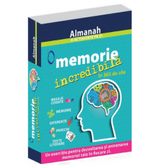 Almanah. O memorie incredibila in 365 de zile - Editura Didactica Publishing House