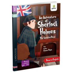 An Adventure of Sherlock Holmes. The Speckled Band - Editura Gama
