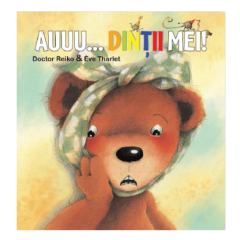 Auuu... dintii mei! - Doctor Reiko, Eve Tharlet - Editura Didactica Publishing House