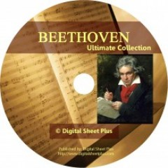 Beethoven - dances (for piano)