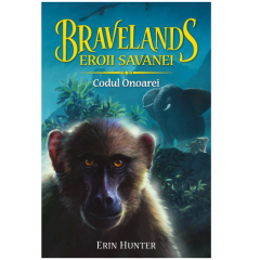 Bravelands. Eroii savanei (Vol. 2). Codul onoarei - Erin Hunter - Editura All