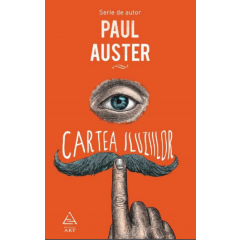 Cartea iluziilor - Paul Auster - Editura Art