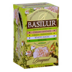Ceai - 20 Plicuri - Bouquet Assorted 30G 70197 - Basilur