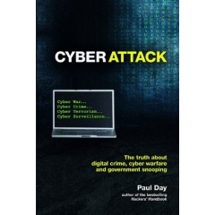 Cyber Attack - Paul Day - Editura Carlton Books
