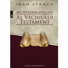 Mic dictionar explicativ al Vechiului Testament