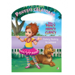 Disney Junior. Fancy Nancy in tabara. Povesti calatoare - Editura Litera