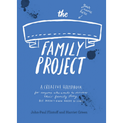 Family Project - John-Paul Flintoff, Harriet Green - Editura Faber & Faber
