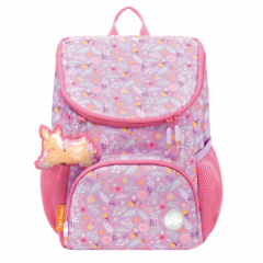 Ghiozdan gradinita Mini Little Travelers Plus, motiv Woodland Deer - Herlitz