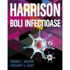 Harrison. Boli infectioase - Dennis L. Kasper, Anthony S. Fauci - Editura All