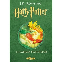 Harry Potter si Camera secretelor. Vol 2 - J.K. Rowling - Editura Art