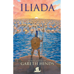 Iliada - Gareth Hinds - Editura Humanitas Junior