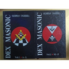 DEX masonic, vol.1-2