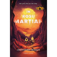In rosu martian - Cristopher Swiedler - Editura Corint Junior