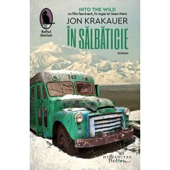 In salbaticie - Jon Krakauer - editura Humanitas Fiction