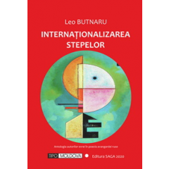 Internationalizarea stepelor - Leo Butnaru - Editura TipoMoldova