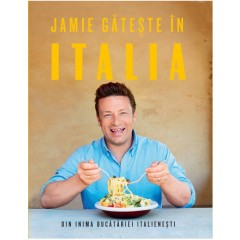 Jamie gateste in Italia