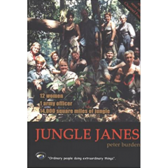 Jungle Janes - Peter Burden - Editura TravellersEye
