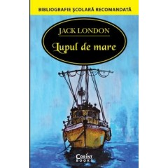 Lupul de mare - Jack London - Editura Corint
