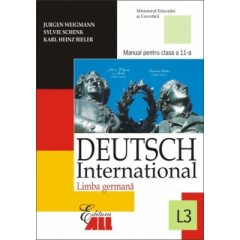 Limba germana L3 (Deutsch International) manual pentru clasa a XI-a