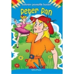 Coloram povestile bunicilor: Peter Pan
