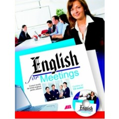 English for meetings. CD inclus