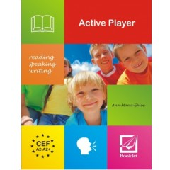 Active player: reading, speaking, writing