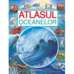 Atlasul Oceanelor - Editura Corint Junior