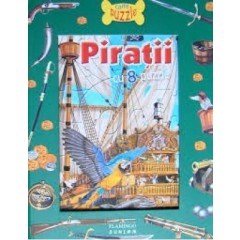 Carte puzzle - Piratii