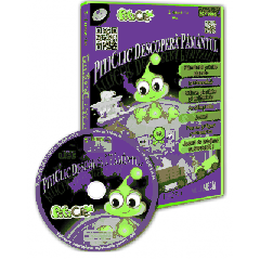 CD educativ - Piticlic descopera pamantul (3-7 ani)