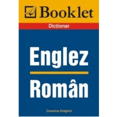 Dictionar englez