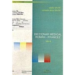 Dictionar medical roman-francez II