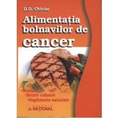 Alimentatia bolnavilor de cancer