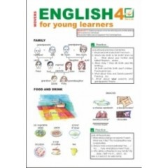 Pliant Limba engleza pentru preintermediari 4 - English for young learners 4