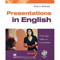 Presentations in English (+ DVD-ROM)