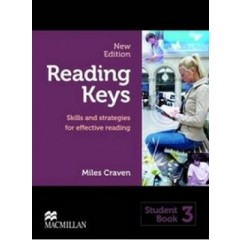 Reading Keys New Edition 3 Student Book: Skills and Strategies for Effective Reading