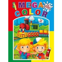 Mega Color - Editura Eduard