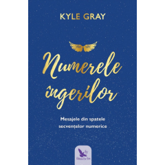 Numerele ingerilor - Kyle Gray - Editura For You