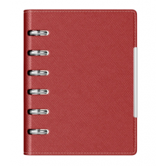 Organizer A6 6 Inele Burgundy - Consult Company