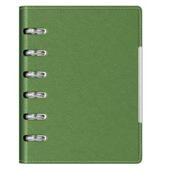 Organizer A6 6 Inele Verde Inchis - Consult Company