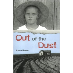 Out of the Dust - Karen Hesse - Editura Frances Lincoln Children's Books