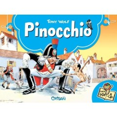 Pinocchio - carte Pop-Up