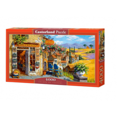 Puzzle Castorland Colors of Tuscany, 4000 piese